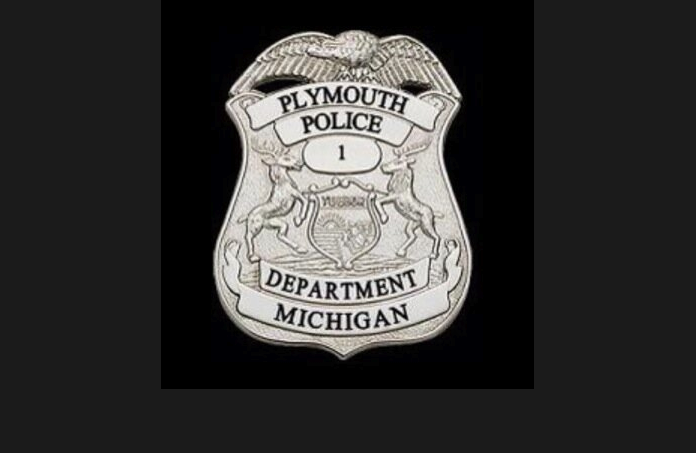 Plymouth PD badge