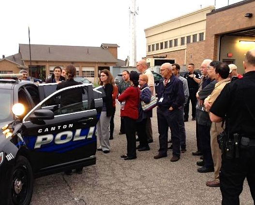 Canton Citizens Police Academy
