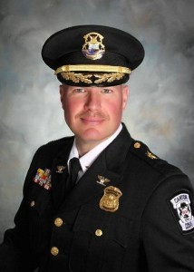 New Deputy Director of Police Services Todd Mutchler