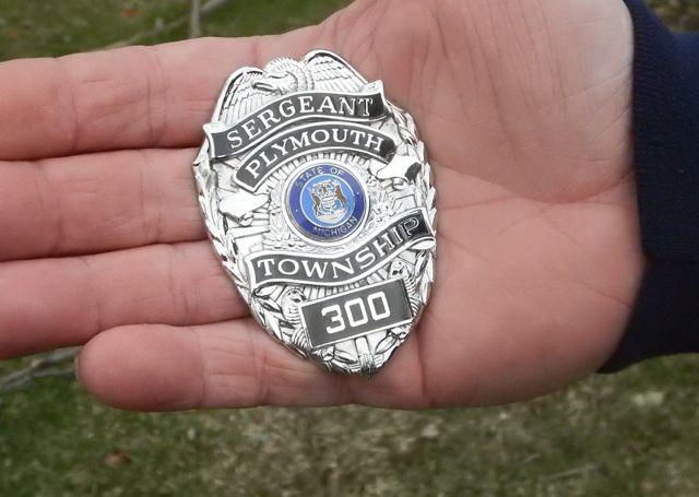 Anderson badge