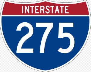 I-275 sign