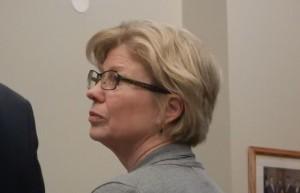 Joann Coobatis, Plymouth Township Human Resources Director