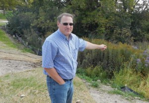 Mike Mitchell, Plymouth Township Director of Parks and Grants