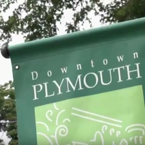 Downtown Plymouth