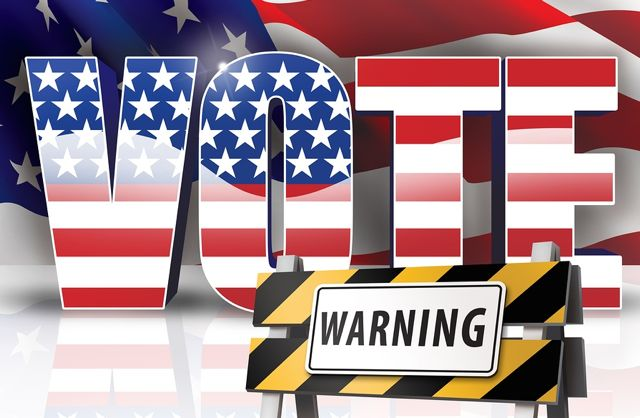 Voting Warning