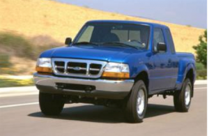 1997 Ford Ranger-Not actual vehicle