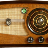 Antique Radio 1