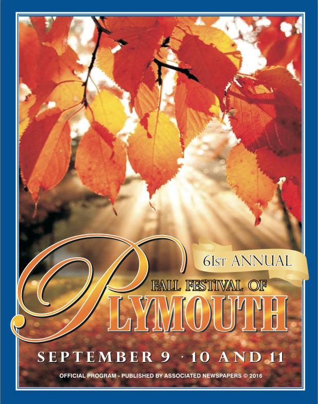 Official Program Fall Festival