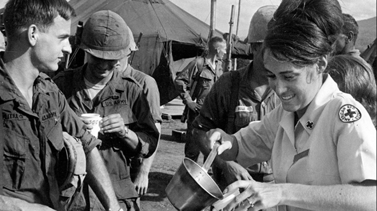 American Red Cross in Vietnam