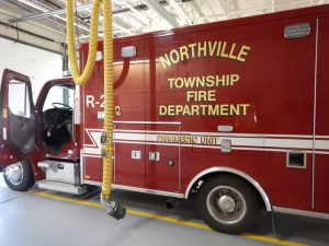 Northville Township FD Ambulance