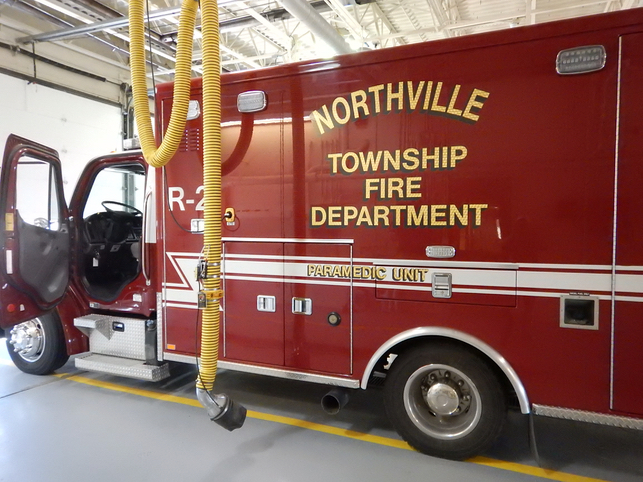 Northville Township FD Ambulance