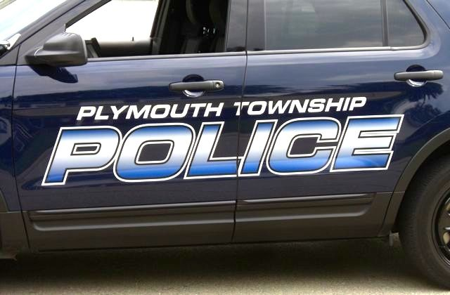 Plymouth Twp Police Vehicle