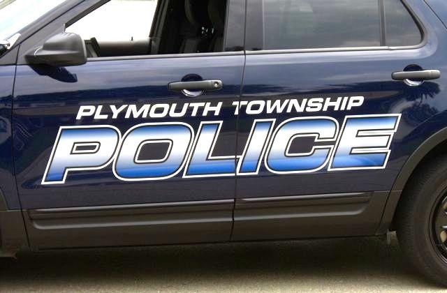 Plymouth Twp Police Vehicle