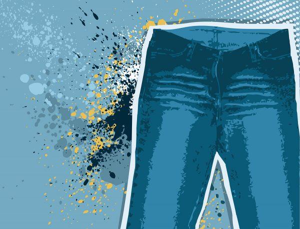 Blue Jeans art e