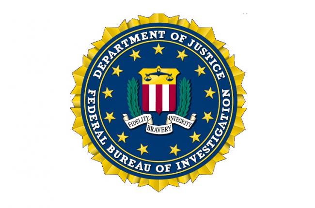 DOJ FBI logo e