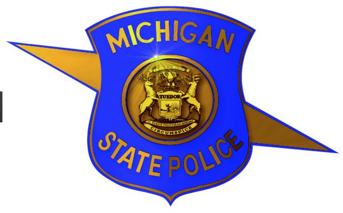 Michigan State Police Logo copy e