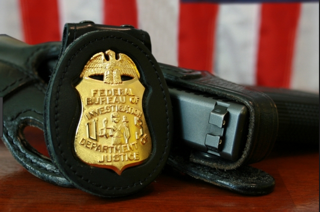 FBI Badge