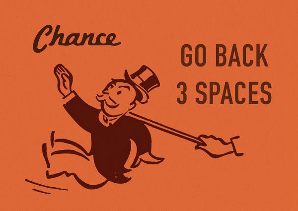 Monopoly Chance  e