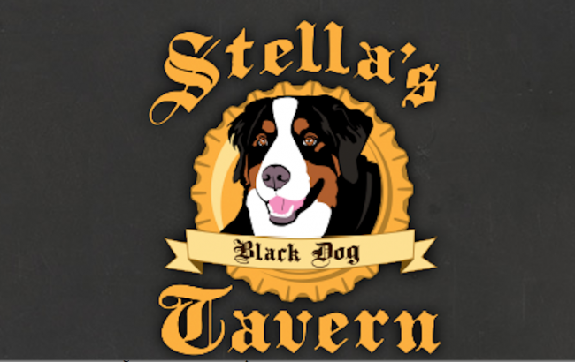 Stellas Black Dog Tavern e