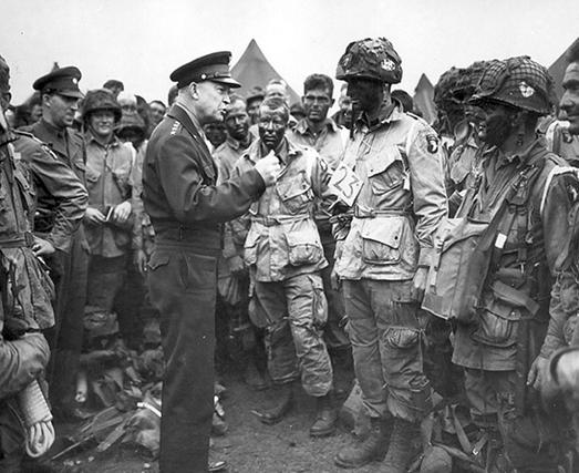Gen Eisenhower
