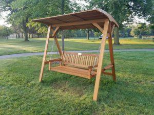 Kay Arnold bench