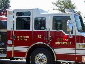 Northville Fire Engine