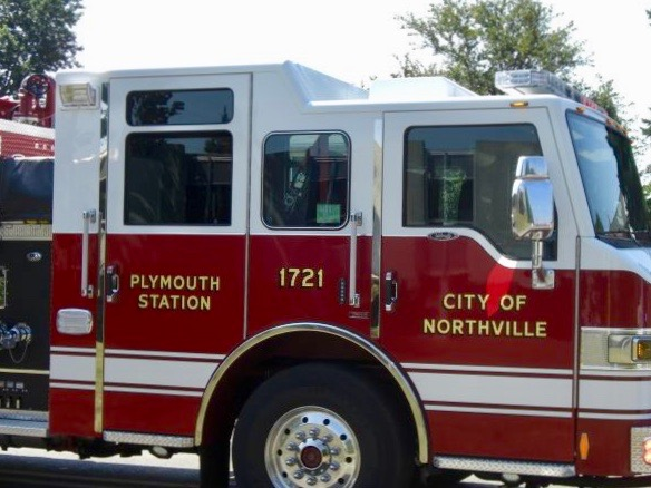 Northville Fire Engine