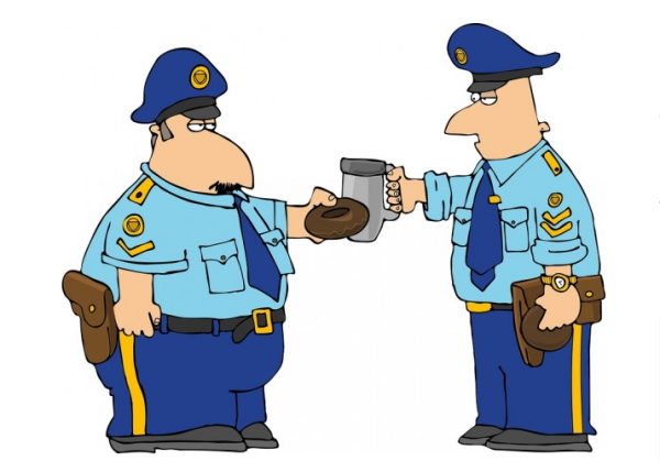 Coffee with a Cop e