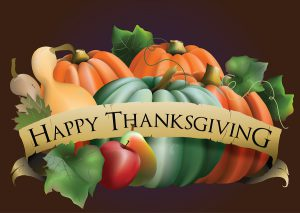 Happy Thanksgiving e