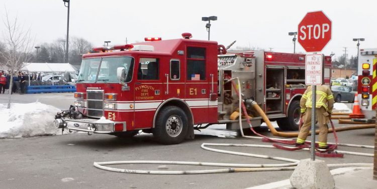 Kroger Plymouth Mi >> Deli Fire Closes Plymouth Kroger Plymouth Voice